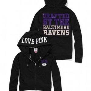 Women s Baltimore Ravens Sweatshirts on Poshmark a51f44886